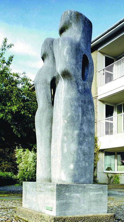 Hepworth, Contrapuntal Forms