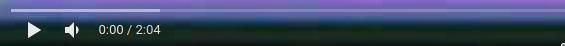 Youtube Progress Bar